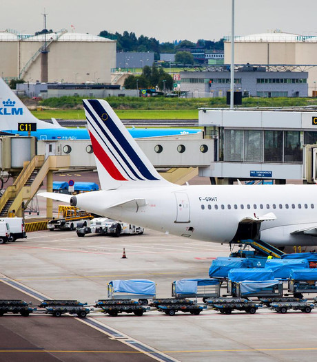Personeel KLM vreest plan Air France