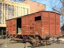 Auschwitz-drama Spiel um Zeit in première over grens bij Winterswijk