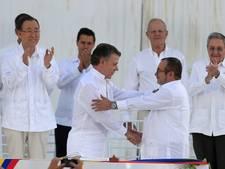EU schrapt FARC van 'terreurlijst' na vredesakkoord