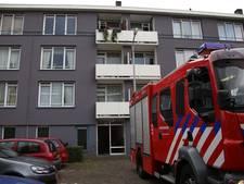 Brand in woning Spechtstraat Liendert