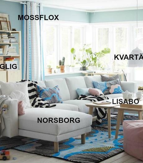 Wat betekenen die Zweedse merknamen van Ikea eigenlijk?