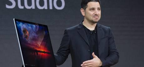 Microsoft presenteert iMac-concurrent