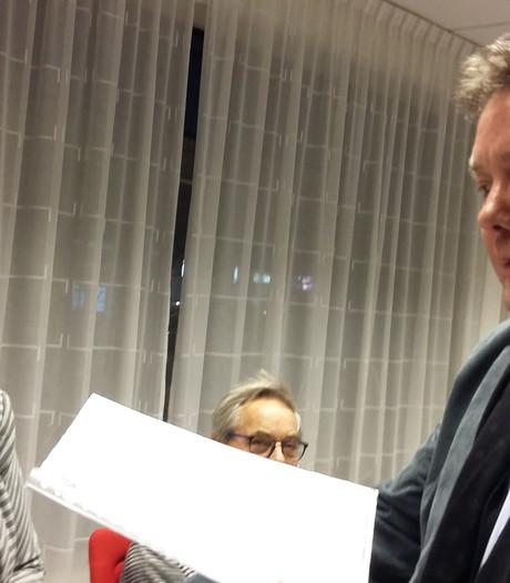Petitie voor aanpassing 'dodenkruising' Groesbeek