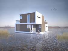 Dit huis kan in twee delen uit elkaar na een scheiding