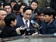 Rechtbank Zuid-Korea weigert arrestatie topman Samsung