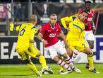 VIDEO: Pover AZ kan overwintering al bijna vergeten na verlies tegen Maccabi