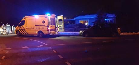 Fietser gewond na val in Arnhem