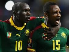 Kameroen neemt de leiding, Gabon wint weer niet