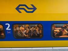 Treinverkeer tussen Delft en Rotterdam CS weer op gang