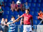 PEC en Utrecht delen op de valreep punten in Zwolle