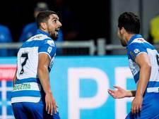 PEC Zwolle-speler Mokhtar: Ik geef iedere vrouw een hand