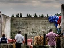 Parachutist (17) in levensgevaar na zware klap tegen betonnen muur