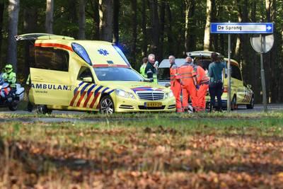 Motorrijder overleden na ongeluk in Maarsbergen