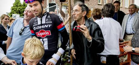 Tom Dumoulin is morgen níet in Wateringen