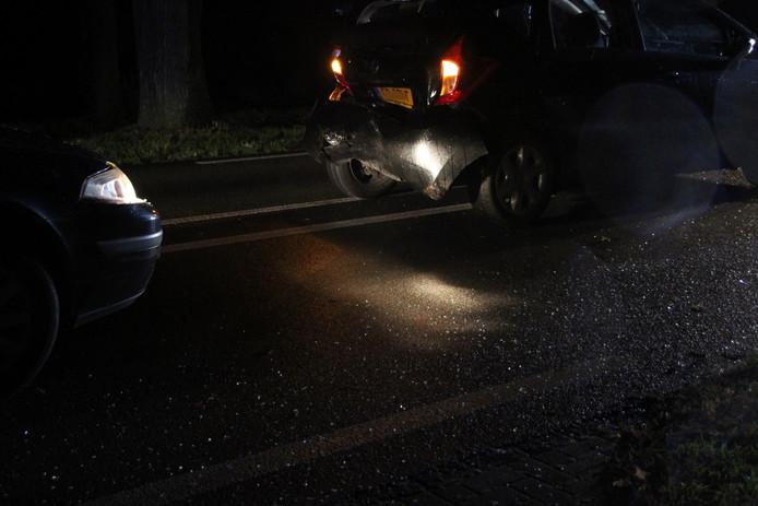 Schade aan een van de auto's
