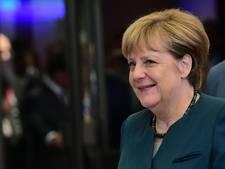 CSU steunt vierde termijn voor Angela Merkel