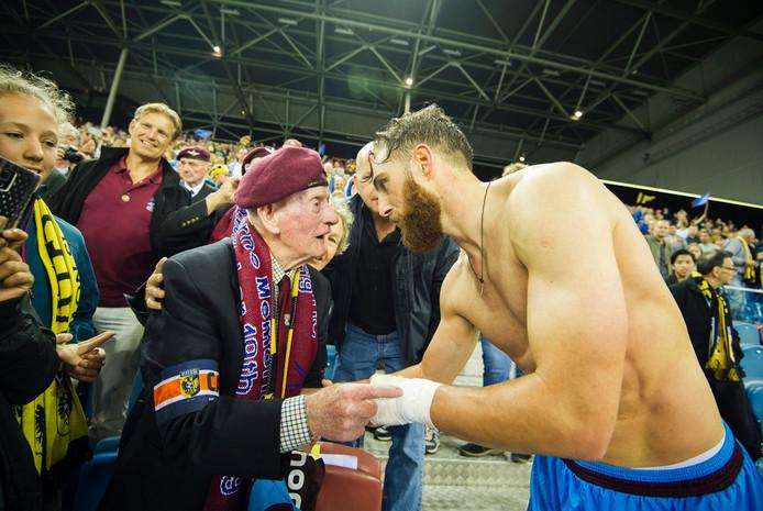 Airborne-wedstrijd Vitesse.