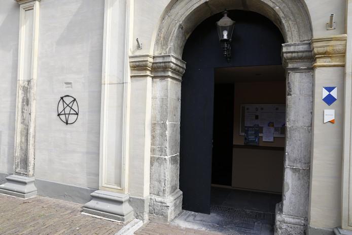 De Sint Elisabethkerk in Grave.