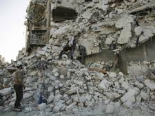 Aleppo weer gebombardeerd na korte gevechtspauze