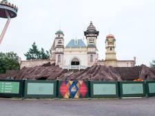 Nieuwe Efteling-attractie Symbolica begint vorm te krijgen