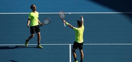 Koolhof en Middelkoop makkelijk naar tweede ronde Australian Open