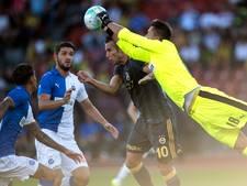 Advocaat met Fener naar groepsfase Europa League