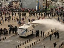 Russische politie klaar voor Spurs-fans na clash in Marseille