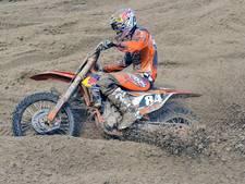 Herlings leidt Nederlandse motorcrossers naar zilver
