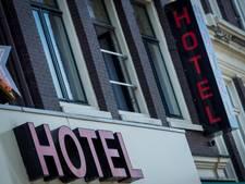 Amsterdamse hotels buiten Poolse migranten uit