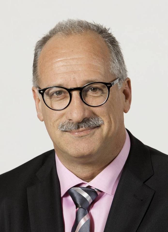 Wethouder Maarten Jilisen.