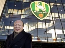 Wang kan aandelen ADO kwijtraken