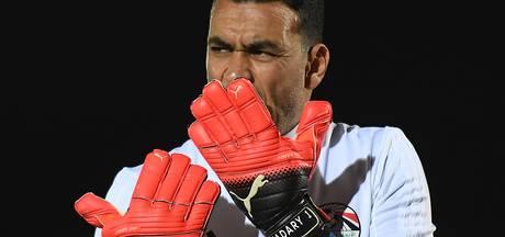 Egyptenaar El-Hadary (44) oudste speler ooit in Afrika Cup