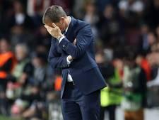 De Boer teleurgesteld in houding spelers