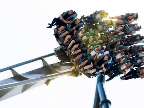 Het is achtbanendag: de tofste 'thrillrides' op een rij