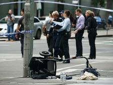Man rijdt met opzet drie mensen dood in Melbourne