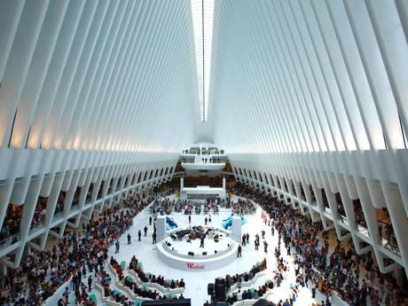 Ground Zero: koopkathedraal van de hoop