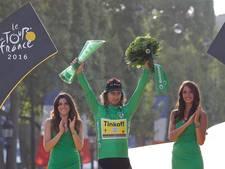 Voorsprong van Sagan was nog nooit zo groot