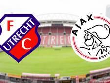 FC Utrecht - Ajax