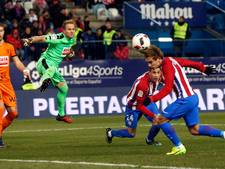 VIDEO: Griezmann helpt Atlético langs Eibar