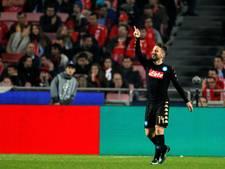 Napoli wint maar Benfica overwintert ook