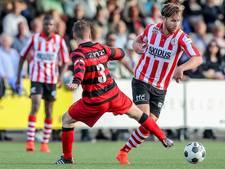 Spartaan Verhaar mist competitiestart tegen Ajax