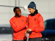 Fosu-Mensah en Mourinho dolblij met contractverlenging