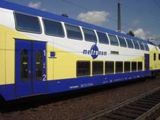 Messentrekker zaait paniek in Duitse trein