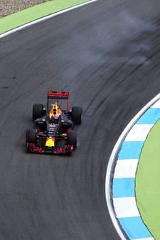 Rosberg op pole, Verstappen 'mag blij zijn' met plek vier