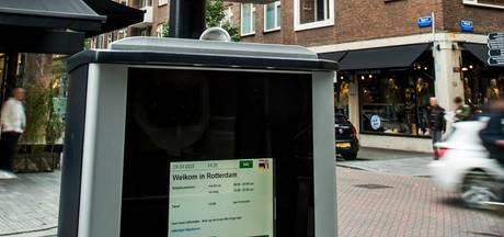 Betaald parkeren in Rotterdam tot één uur 's nachts