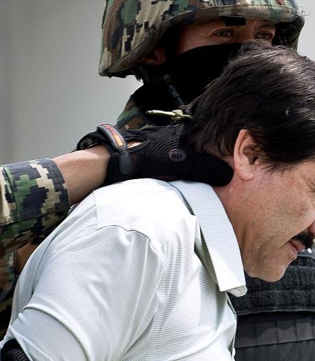 Mexico geeft drugsbaas El Chapo aan Verenigde Staten