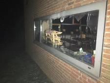 Schade van vernielingen basisschool Ingen nog onduidelijk