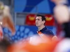 Volleybalsters kansloos onderuit tegen China