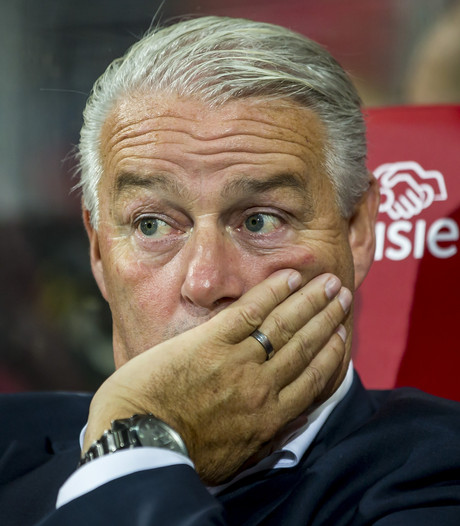 Eagles-trainer Hans de Koning nog steeds ziek