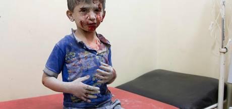 AzG: Nog slechts twee ziekenhuizen in Aleppo over